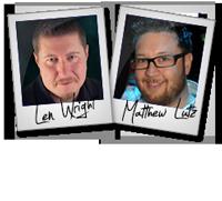 Len Wright + Matthew Lutz - Appzine Machine high ticket affiliate program JV invite