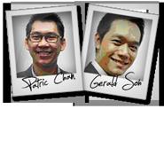 Patric Chan + Gerald Soh - The YouTube Cash Blueprints Program ClickBank Affiliate Program JV Invite