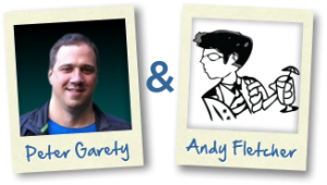 Peter Garety + Andy Fletcher - Instant Traffic Websites Affiliate Program JV Invite