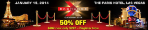 ClickBank Exchange 2014 - Save 50% + Special Bonuses (LTO)