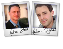 Andrew Zirkin + Andreas Quintana - Self-Publishers Wealth Summit Big Launch Affiliate Program JV Invite