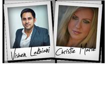 Vishen Lakhiani + Christie Marie - Mindvalley - Unlimited Abundance JV Invite