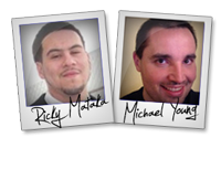 Ricky Mataka + Michael Young - Weblify SEO Software Affiliate Program JV Invite