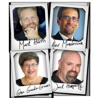 Mark Harris, Alex Mandossian, Gina Gaudio-Graves + Jack Humphrey - Joint Venture Summit Affiliate Program JV Invite