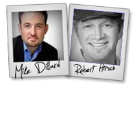 Mike Dillard + Robert Hirsch - The Elevation Group affiliate program JV invite