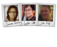 Suzanna Theresia, Lester Lim + Jake Gray - InstaTheme affiliate program JV invite