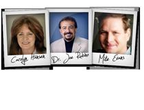 Carolyn Hansen, Dr Joe Rubino + Mike Evans - Healthy, Wealthy & Wise Gifts 4 affiliate program JV invite