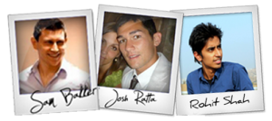 Sam Bakker, Josh Ratta + Rohit Shah - Social Post Lab - affiliate program JV invite