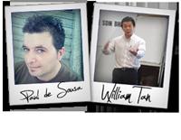 Paul de Sousa + William T - Private Wealth App - CPA affiliate program JV invite
