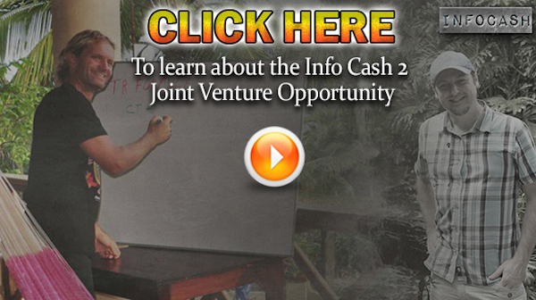 Chris Carpenter - Info Cash 2 affiliate program JV invite video