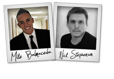 Mike Balmaceda + Nick Stephenson - Supercharge Your Kindle Sales launch affiliate program JV invite