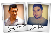 Sam Bakker + Joe Veloz - Social Post Manager affiliate program JV invite
