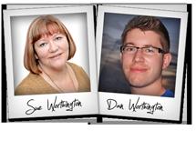 Sue + Dan Worthington - Social Fresh Start launch affiliate program JV invite