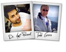 Dr. Amit Pareek + Todd Gross - Social Media Fire-Sale PLR launch affiliate program JV invite