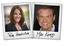 Pam Hendrickson + Mike Koenigs - Make Market Launch IT Academy high ticket launch affiliate program JV invite