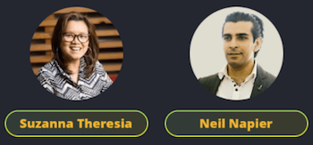 Suzanna Theresia + Neil Napier - InstaSuite 2.0 Launch Affiliate Program JV Invite