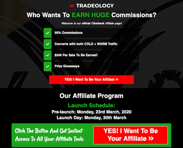 Infinite Profit System FX trading system launch ClickBank affiliate program JV invite - Pre-Launch Begins: Monday, March 23rd 2020 - Launch Day: Monday, March 30th 2020
