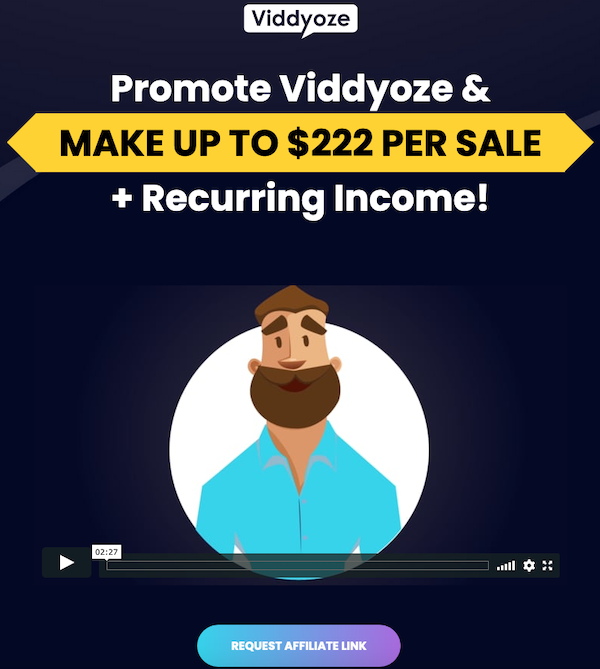 Viddyoze PKS Affiliate Program JV Invite - Evergreen PayKickstart Affiliate Program Announced - Wednesday, July 15th 2020