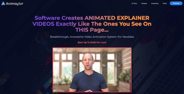 Brett Ingram + Mo Latif - Animaytor Reloaded Business animation studio launch JVZoo affiliate program JV registration page - Launch Day: Sunday, September 13th 2020 @ 10AM EST - Saturday, September 19th 2020 @11:59PM EST