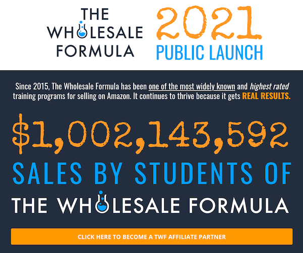 Dan Meadors + Dylan Frost - The Wholesale Formula 2021 Launch Affiliate Program JV Registration Page - Pre-Launch Begins: Monday, February 8th 2021 - Launch Day: Thursday, February 18th 2021 - Thursday, February 25th 2021