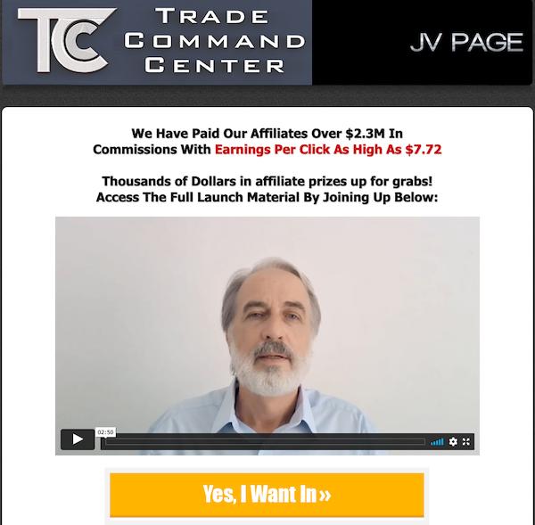 Toshko Raychev + Tradeology - Trade Command Center Launch Affiliate Program JV Invite - Launch Day: Monday, June 14th 2021