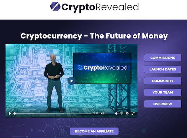Dr Patrick Gentempo + Jeff Hays – Revealed Films – Crypto Revealed Launch Affiliate Program JV Invite Page - Pre-Launch Begins: Tuesday, September 28th 2021 - Launch Day: Tuesday, October 12th 2021