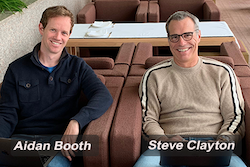 Aidan Booth + Steven Clayton - Kibo Eclipse Launch Affiliate Program JV Invite Page - Pre-Launch Begins: Wednesday, January 19th 2022 - Launch Day: Tuesday, January 25th 2022 - Friday, February 4th 2022